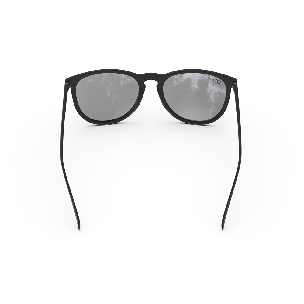 Mariener-Maki-Round-Rubber-Matte-Black-Amber-Silver-Sunglasses-Zwarte-Zonnebril-Backside