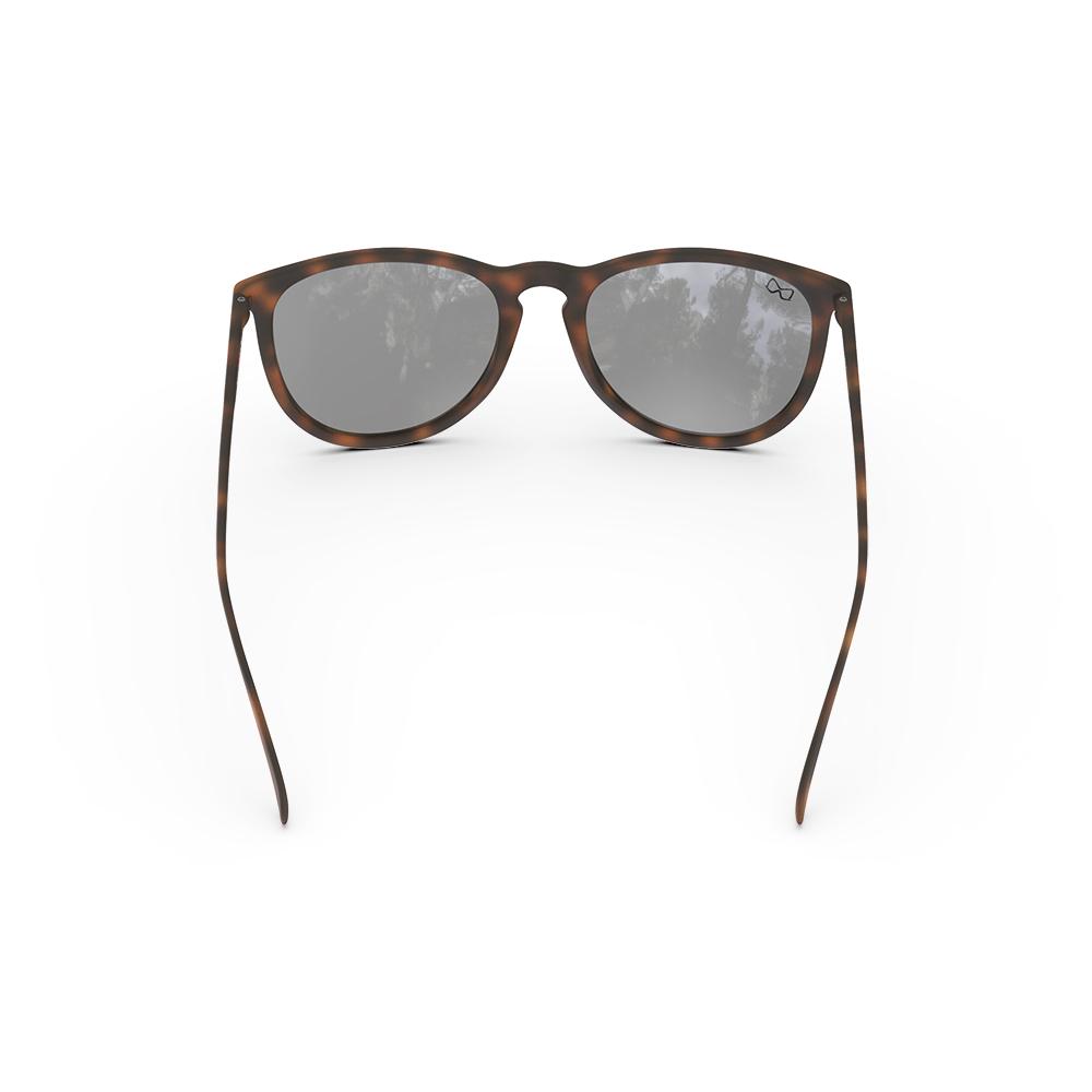 Mariener-Maki-Round-Rubber-Tortoise-Amber-Silver-Sunglasses-Bruine-Zonnebril-Backside
