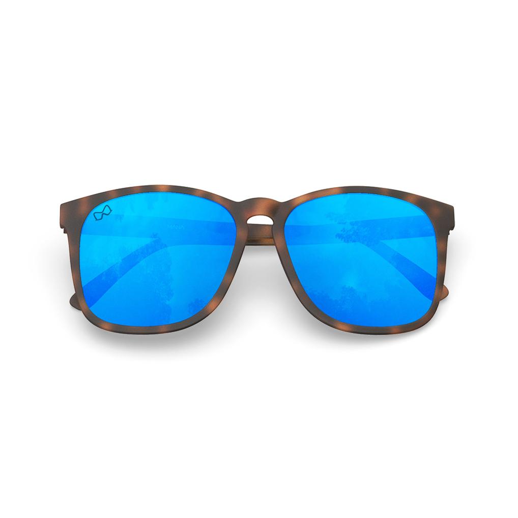 Mariener-Mana-Rubber-Matte-Tortoise-Sky-Oversized-Round-Sunglasses-Zonnebril-Overview