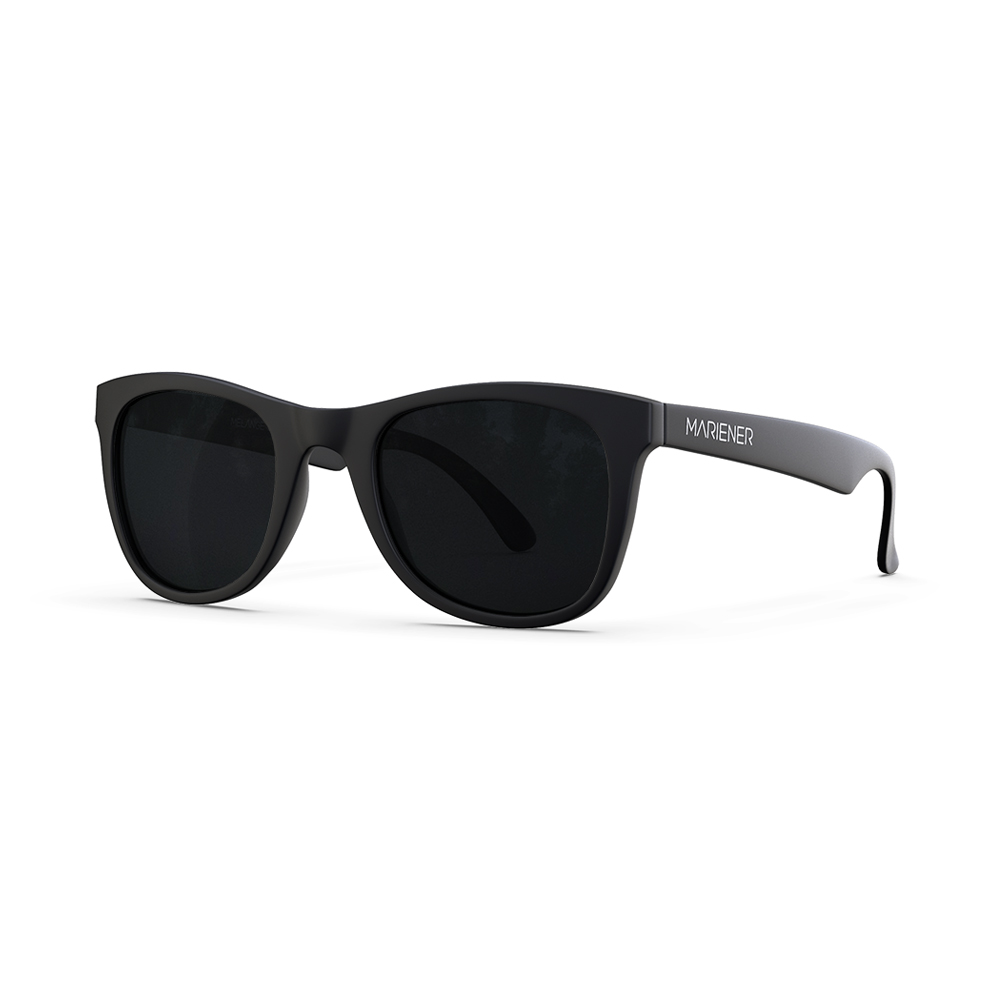Mariener-Melange-Jr-Matte-Black-Dark-Smoke-Kids-Sunglasses-Zwart-Kinderzonnebril-Angle