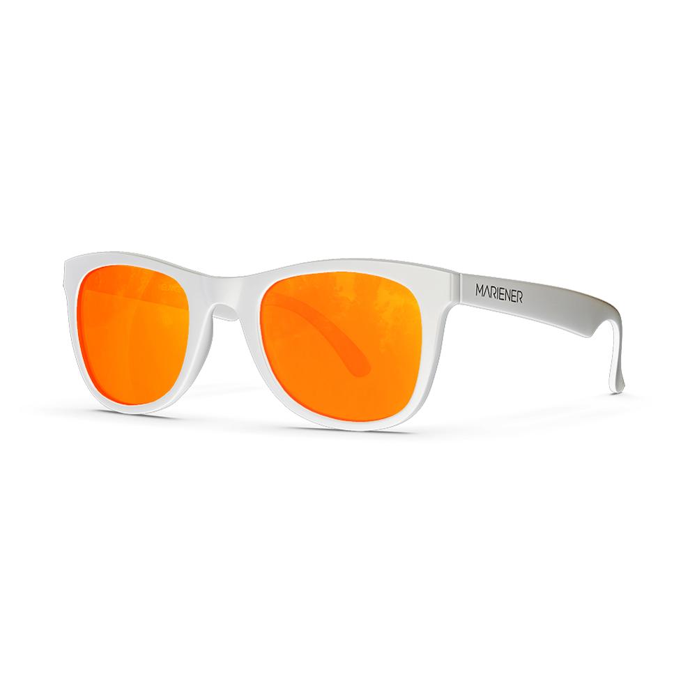 Mariener-Melange-Jr-Matte-White-Orange-Lava-Kids-Sunglasses-Wit-Kinderzonnebril-Angle