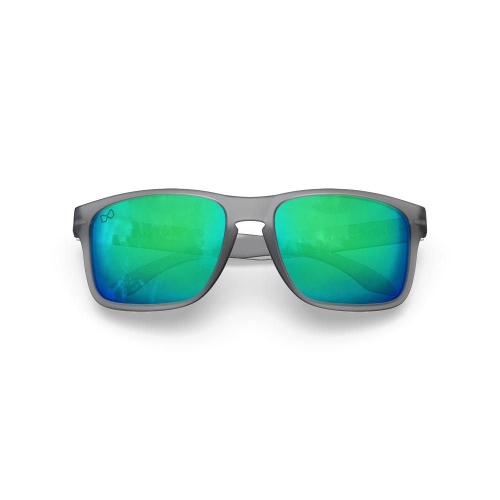 Mariener-Melange-Makan-Frozen-Grey-Ocean-Adult-Sunglasses-Zonnebril-Volwassenen-Folded