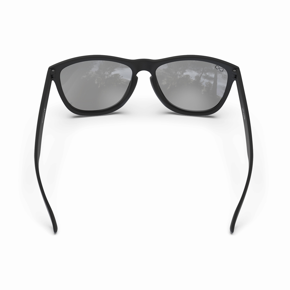 Mariener-Melange-Wayfarer-Rubber-Matte-Black-Matte-Reflective-Dark-Silver-Wayfarer-Sunglasses-Matte-Lens-Zonnebril-Backside