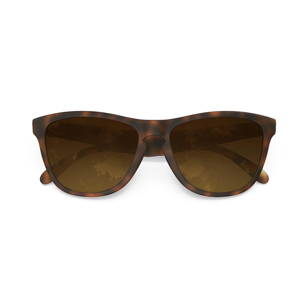 Mariener-Melange-Wayfarer-Rubber-Tortoise-Amber-Gradient-Wayfarer-Sunglasses-Bruine-Zonnebril-Overview