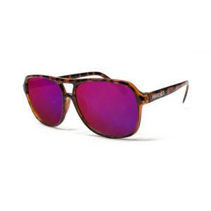 Motion – Tortoise | Purple Lava Aviator Sunglasses