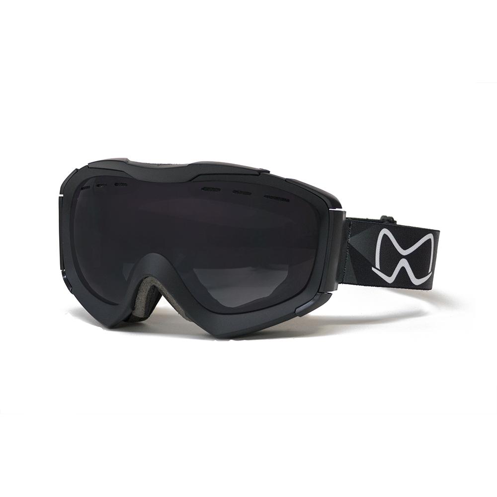 Mariener-Mountain-Snow-Goggle-Ski-Snowboard-Bril-Black-Zwart-Dark-Smoke-Overview
