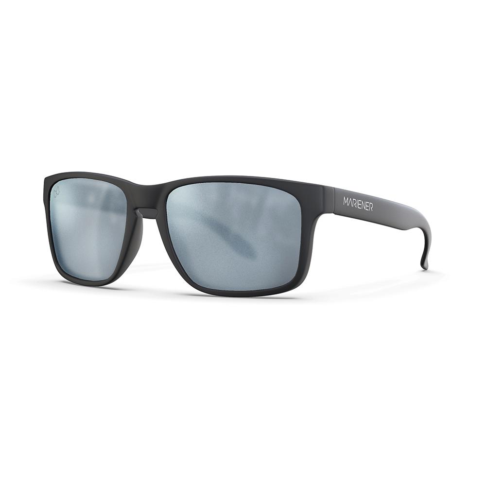 Mariener-Melange-Makan-Matte-Black-Matte-Reflective-Dark-Silver-Adult-Sunglasses-Zonnebril-Mat-Reflecterend-Volwassenen-Angle