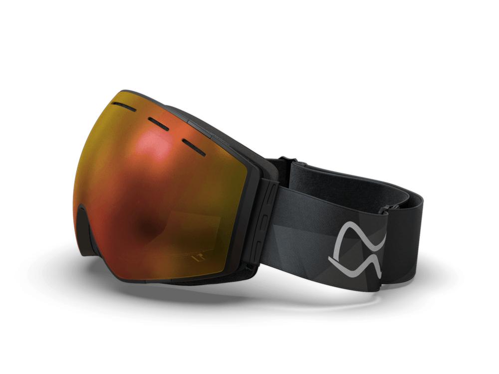 Mariener-Mountain-Black-Matte-Reflective-Orange-Lava-Spherical-Snow-Goggle-Matte-Lens-Ski-Snowboard-Bril-White-BG-Angle