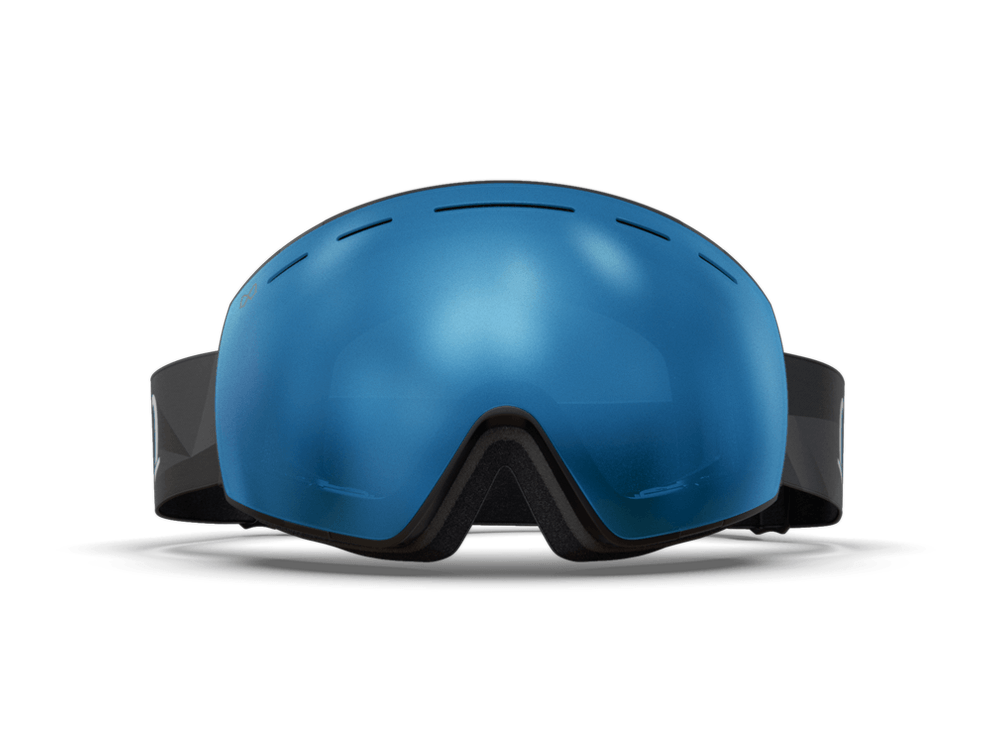 Mariener-Mountain-Black-Matte-Reflective-Sky-Spherical-Snow-Goggle-Matte-Lens-Ski-Snowboard-Bril-White-BG-Front