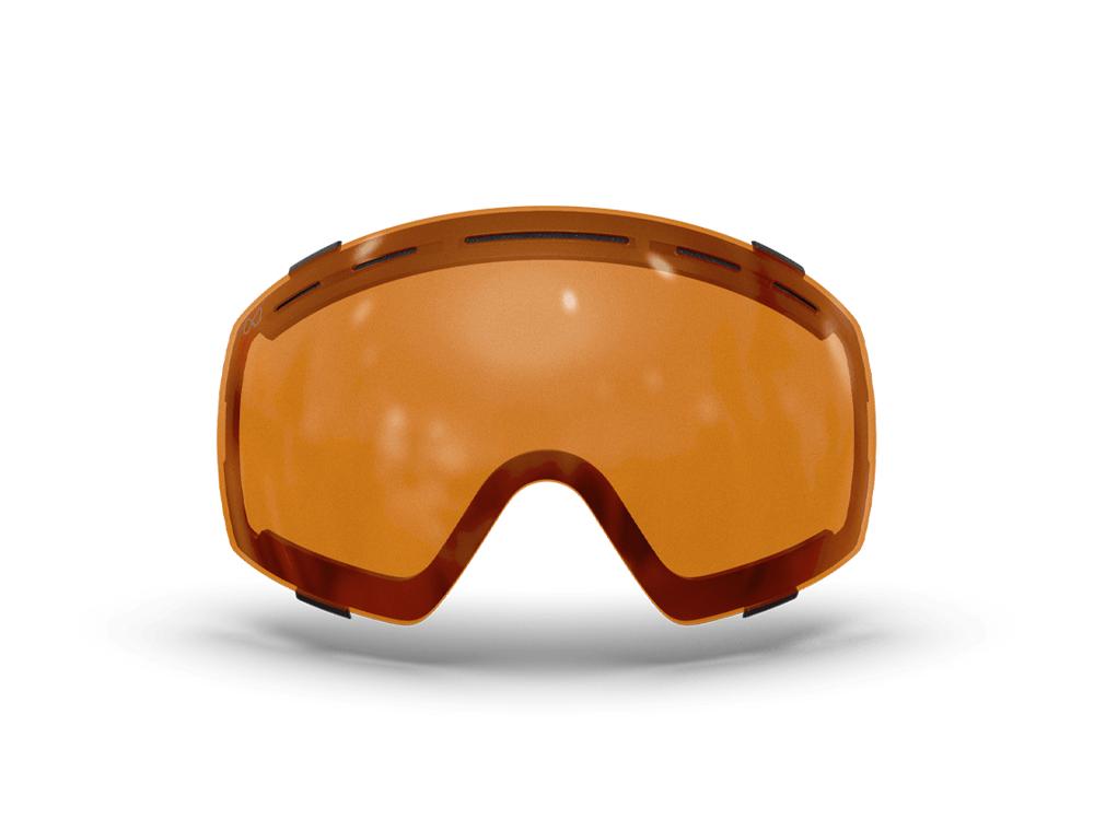 Mariener-Mountain-Orange-Bad-Weather-Low-Light-Spherical-Snow-Goggle-Lens-Ski-Snowboard-Bril-White-BG-Lens-Only