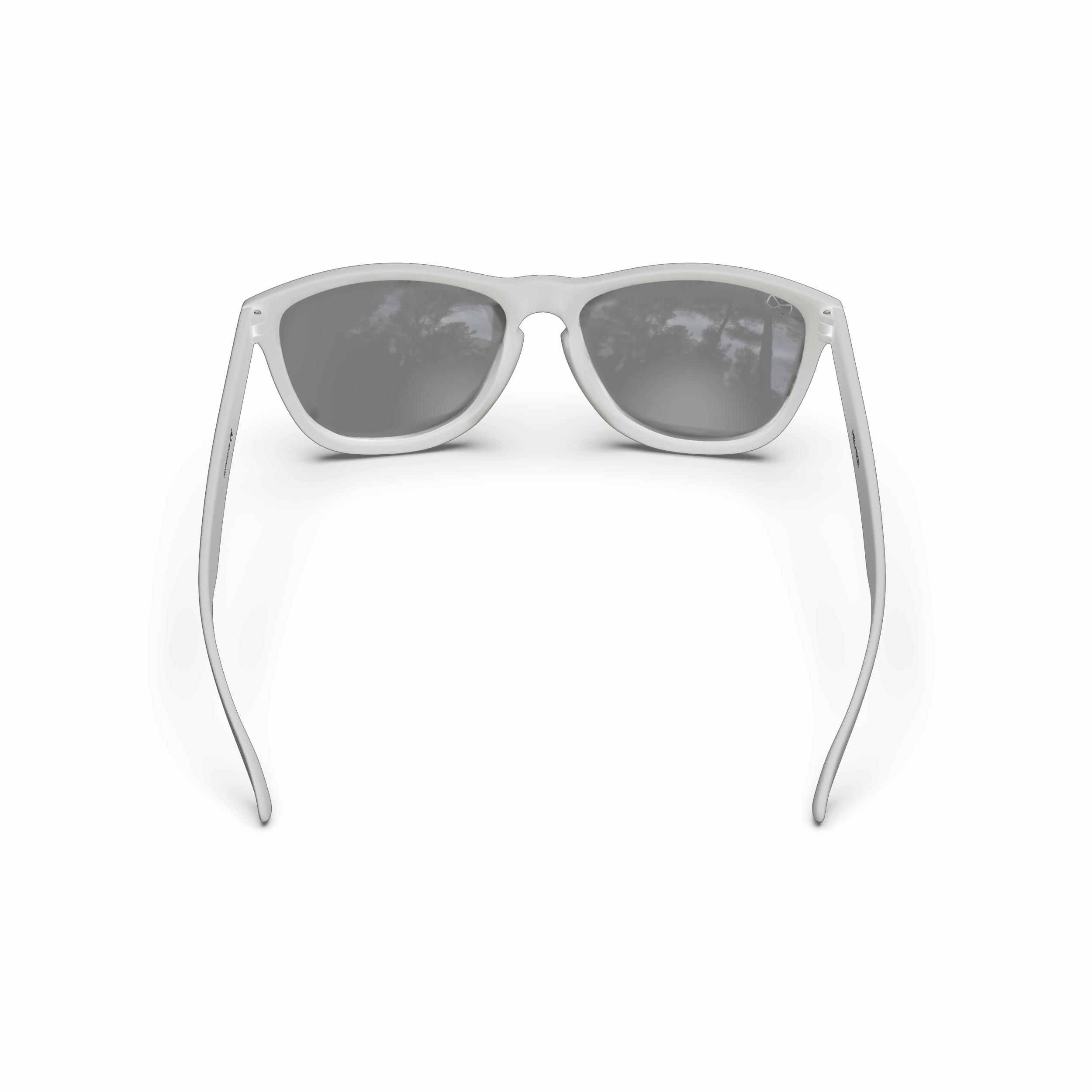 Mariener-Melange-Wayfarer-Matte-White-Rubber-Wayfarer-Sunglasses-Zonnebril-Backside