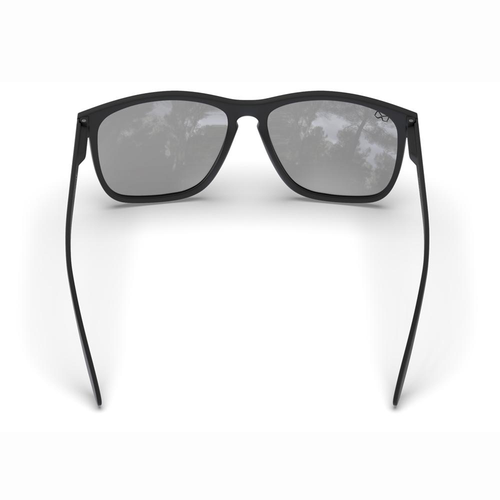 Mariener-Mellow-Rectangular-Matte-Black-Rubber-Spring-Hinge-Sunglasses-Zwarte-Rechthoekige-Zonnebril-Backside