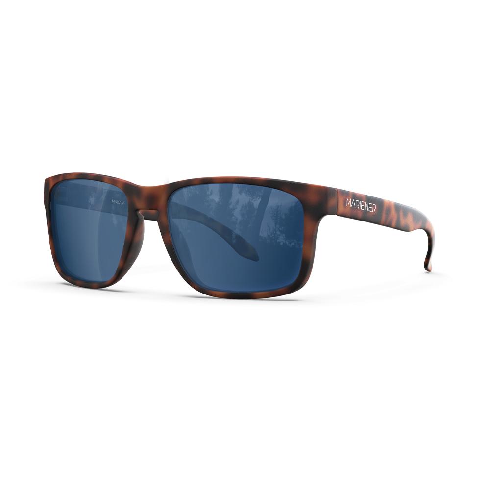 Mariener-Melange-Makan-Matte-Tortoise-Rubber-Azure-Lens-Adult-Sunglasses-Zonnebril-Volwassenen-Angle-1